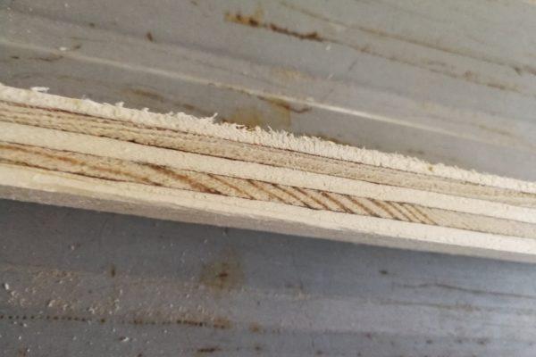 Lidt færre flosser på bagsiden af pladen